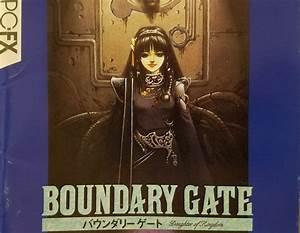 Boundary Gate   U30d0 U30a6 U30f3 U30c0 U30ea U30fc U30b2 U30fc U30c8 Pc