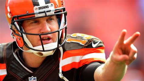 josh mccowns time   browns