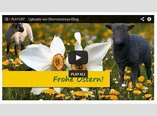 Ostervideos mit Musik – kostenlose Angebote für das