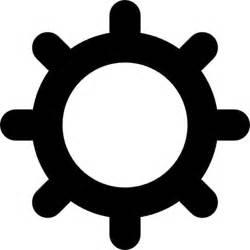 Settings Button Icon