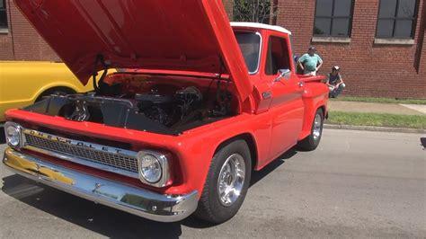 Chevy Swb Stepside Pickup Truck Coker Tire