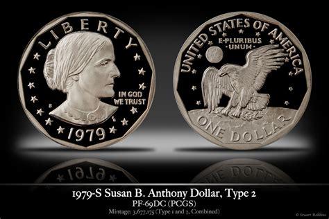 1979 susan b anthony stuart s coins susan b anthony dollar series