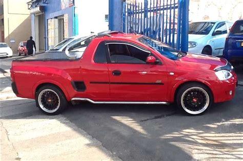 2007 Opel Corsa Utility 1.8 Sport, Utility Barkie Cars for