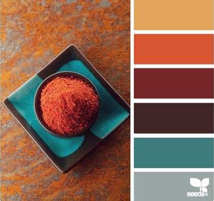 color seeds 30 thanksgiving color palettes