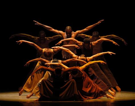 choreography is mentally draining but t by alvin ailey like success