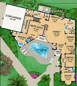 House, Plan, 5445-00065