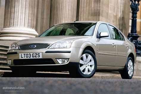 FORD Mondeo Hatchback - 2003, 2004, 2005 - autoevolution