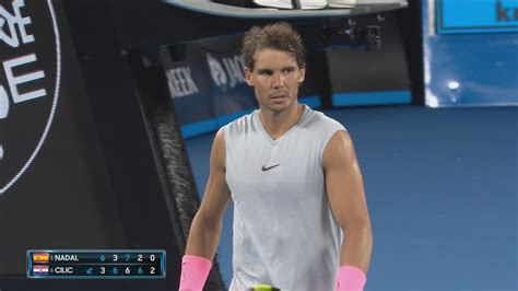 Rafa Nadal withdraws injured: 'He's so angry that his body ...