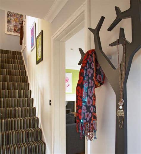 funky coat hooks wall mounted 30 diy tree coat racks personalizing entryway ideas with