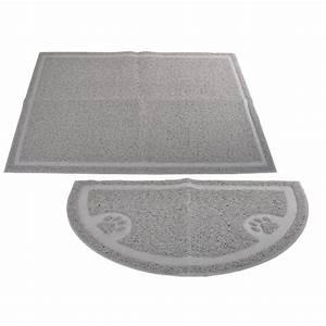 tapis easy en pvc tapis de sol pour chat camon wanimo With tapis en pvc