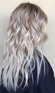 Ombre Hair Blond Polaire : enske frizure koje zapanjuju platinaste ombre frizure galerija friz ~ Nature-et-papiers.com Idées de Décoration