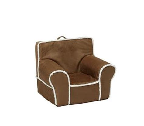 pottery barn suede anywhere chair cover jonah