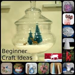 easy christmas crafts 18 beginner craft ideas allfreechristmascrafts com