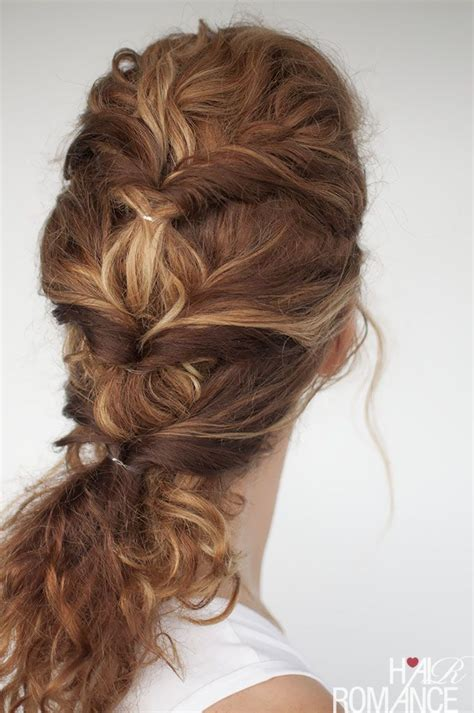 28 best topsy tail hairstyles images on pinterest hair