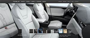 Model S Ultra white Interior P90D and P100D only : teslamotors