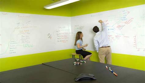 mettre un post it sur le bureau aménager et décorer un espace de brainstorming