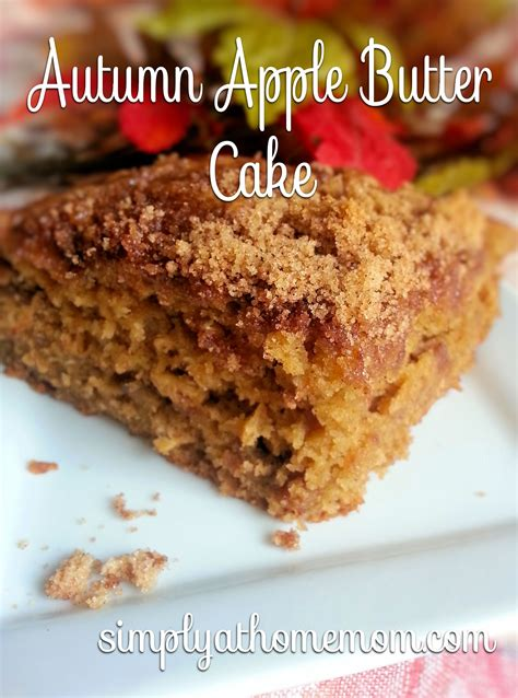apple butter cake favorite october desserts you ll want to try simply at 1338