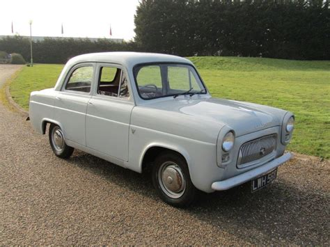 1957 Ford Prefect Photos, Informations, Articles ...