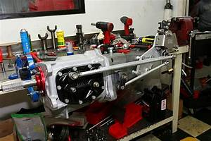 Rebuilding The T10 Transmission Better Than New