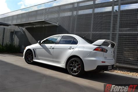 Evo X Edition by Mitsubishi Lancer Evolution X Review 2015 Edition