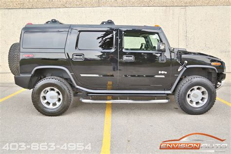 luxury hummer 2008 h2 hummer suv luxury pkg envision auto
