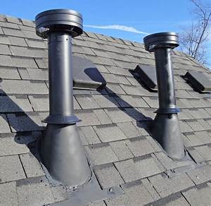How To Fix A Leaky Gas Flue Roof Vent