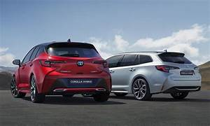 Toyota Introduces The New 2019 Toyota Corolla Touring Sport To The World