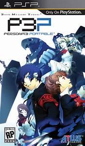 Persona 3 Portable - Review   The Otaku's Study