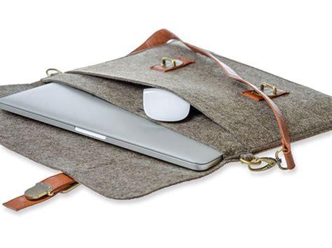 tas paul by gecko vilten tas voor macbook 13 inch kloegcom nl
