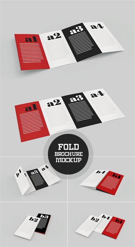 Brochure Mockup Template Free new free psd mockup templates for designers 25 mockups