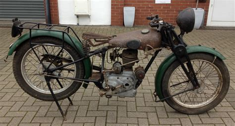 1928 PEUGEOT P108 220cc ** FRENCH BARN FIND - CLASSIC ...