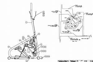 Stairmaster Model 4400pt Stepper Genuine Parts