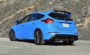 Ford Focus Rs Bleu : short report 2017 ford focus rs ny daily news ~ Medecine-chirurgie-esthetiques.com Avis de Voitures
