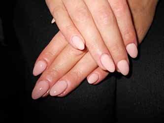 ongles en gel pale deco ongle fr
