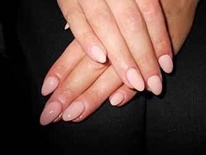 Ongles En Gel Rose : ongles en gel rose pale deco ~ Melissatoandfro.com Idées de Décoration