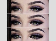 10 Purple Smokey Eye Looks
