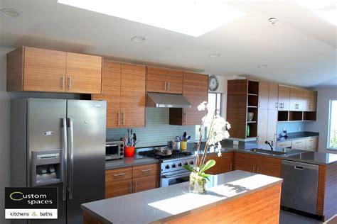 basement tile flooring ideas grey quartz countertops kitchen modern with bamboo bamboo