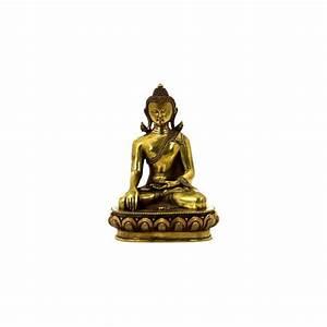 Statue Bouddha Maison Du Monde : statue bouddhiste du bouddha tib tain shakyamuni gautama ~ Teatrodelosmanantiales.com Idées de Décoration