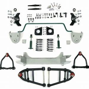 Mustang Ii 2 Ifs Front End Kit For 73