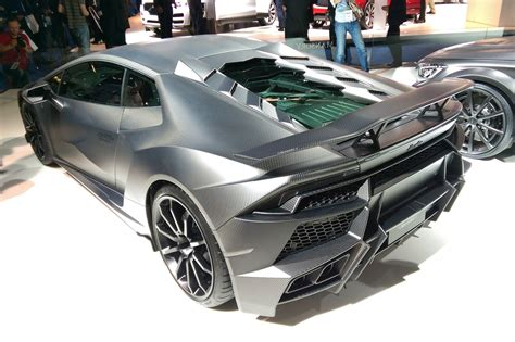 The Craziest Tuner Cars At The Frankfurt