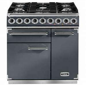 Falcon Range Cooker : buy falcon f900dxdfsl deluxe 90cm dual fuel range cooker ~ Michelbontemps.com Haus und Dekorationen