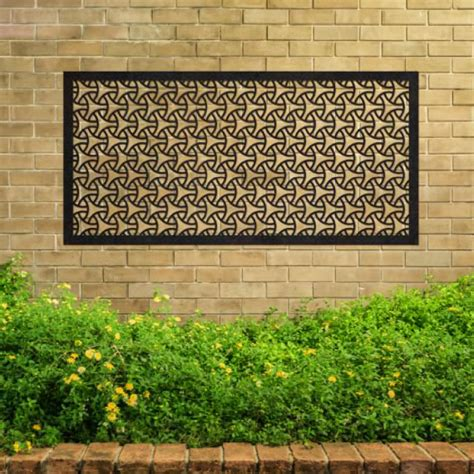 Metall Deko Wand Garten by Decori Decorative Metal Screens Order