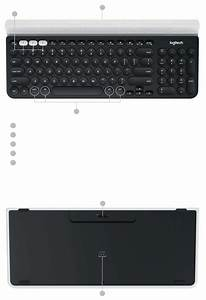 Manual Logitech K780 Multi Device  Page 2 Of 7   English