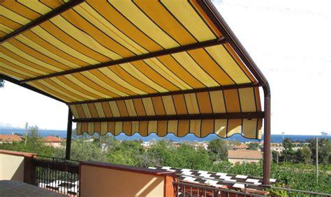 costo tende da sole per balconi tende da sole per balconi terrazzi e attici tessuti