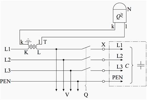 The Electrical Circuit Diagram