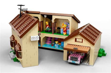 La Maison Des Lego by Shut Up And Take My Money Lego Simpsons Set