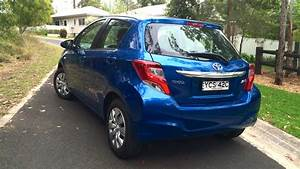 2015 Toyota Yaris Review  Ascent Manual