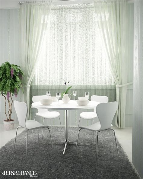 Fresh White Based Dining Spaces by Fresh White Based Dining Spaces Fox Home Design