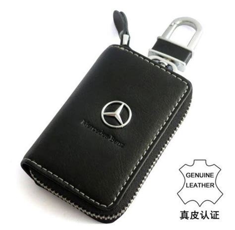 Mercedes-benz Car Key Holder Pouch/ (end 8/11/2018 8
