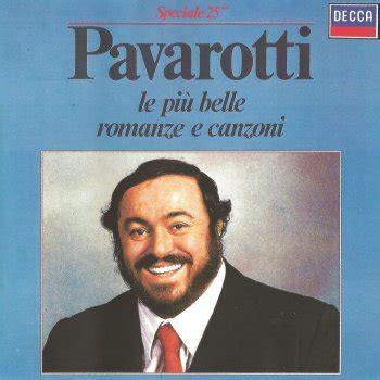 testo buongiorno pavarotti vivere testo luciano pavarotti testi canzoni mtv